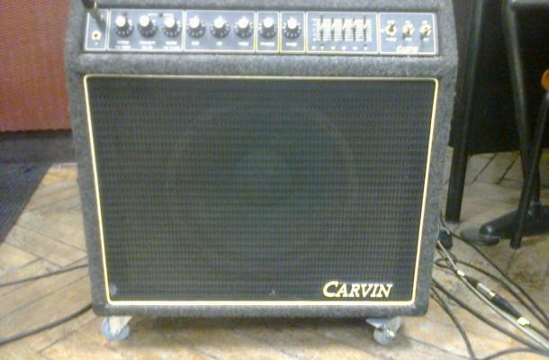 Carvin XV 112